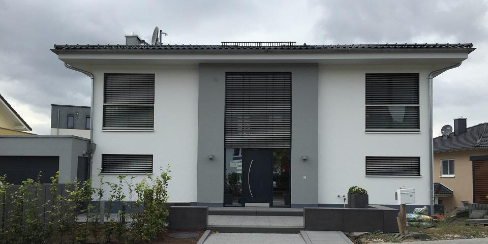 Oliver Schrogel Architekturburo Neubau Einfamilienhaus Nieder Olm